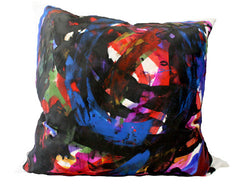 Bacio - Graffiti: LA - Hand Painted Collectors Throw Pillows