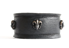 Royal Collection - Leather Bracelet
