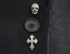 Ocnarf Sairutsa - Cruz Diamond Pin