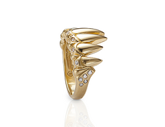 Diamond Tooth Ring - Lisa Kim
