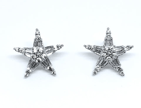 Star Studs by Tarkan Designs
