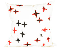 Bacio - Hand Painted Cushion Stellari Roso