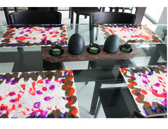Bacio - Hand Painted Placemats - Set of 6 Sold Out