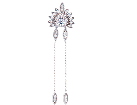 Shamane Diamond Earring - Woodbury