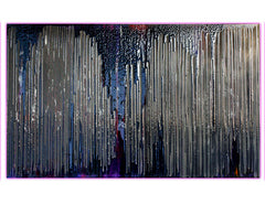 "See You In The Other Side - 2011, Priscilla Franco Asturias 36"" x 60"""