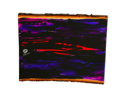 Bacio - Hand Painted Wood Slab SOLD OUT