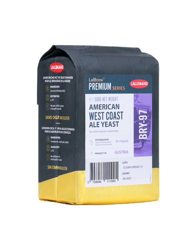 BRY-97 American West Coast Ale Yeast (500g)