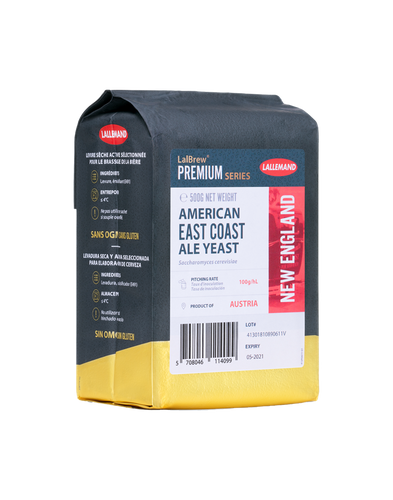 New England American East Coast Ale Yeast (500g)