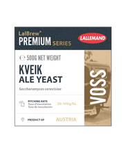 Load image into Gallery viewer, Voss Kveik Ale Yeast (500g)