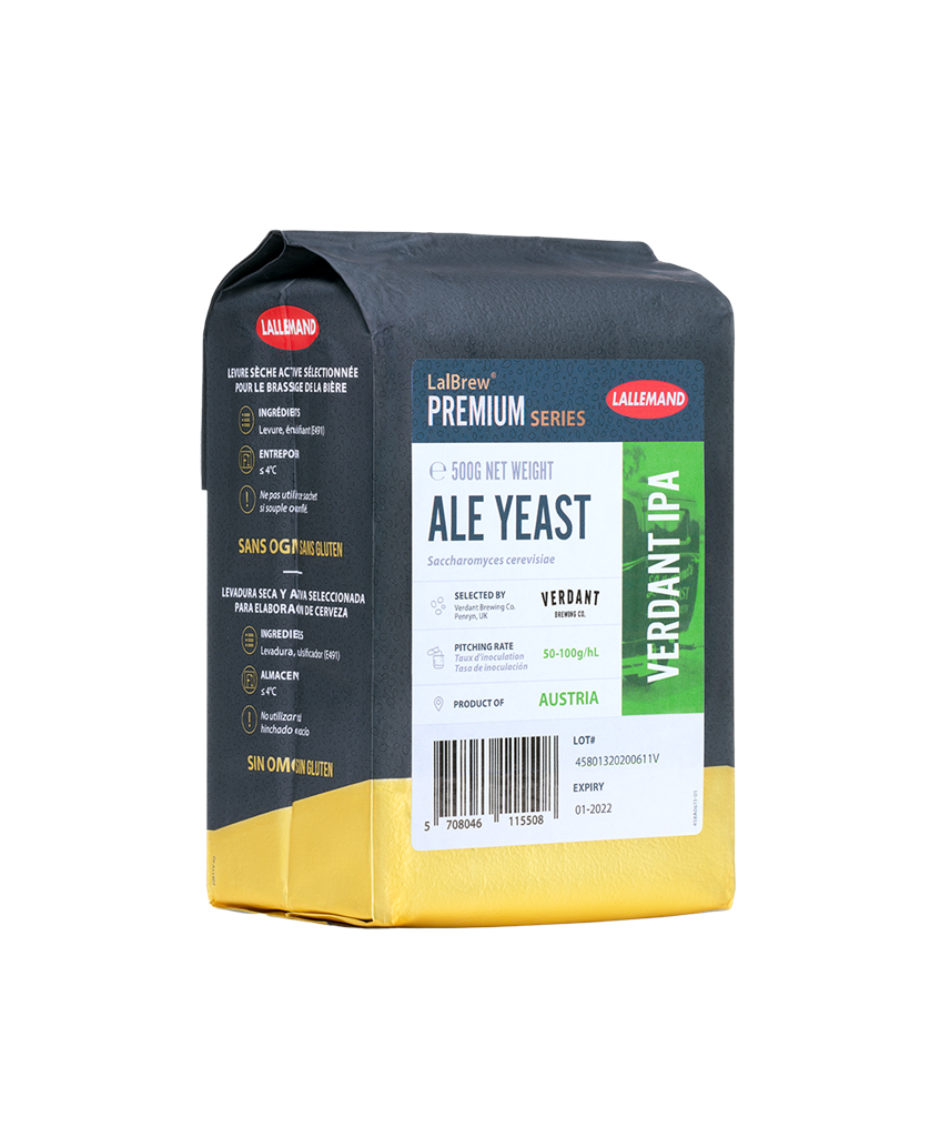 Verdant IPA Brewing Yeast