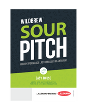 Load image into Gallery viewer, Lallemand WildBrew Sour Pitch Bacteria (250 gram Sachet)