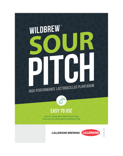 Lallemand WildBrew Sour Pitch Bacteria (250 gram Sachet)