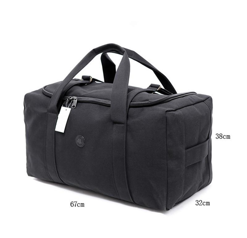 Extra Large 75 Litre Waterproof Heavy Duty Duffel Bag - BeSmashing