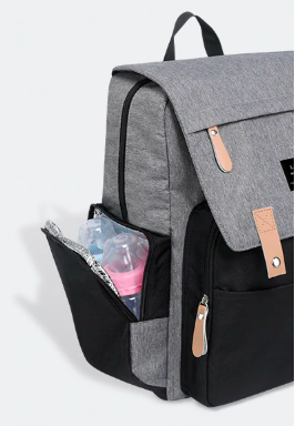 Waterproof Nappy Backpack With Changing Mat! - BeSmashing