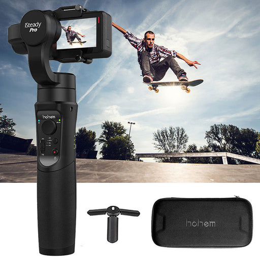 Hohem iSteady PRO Handheld 3Axis Gimbal Stabilizer Für GoPro Hero 7/6/5/4/3 Kam