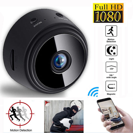 HD 1080P Wireless Wifi Mini Spy Camera Hidden Camcorder IP Cam Night Vision DVR