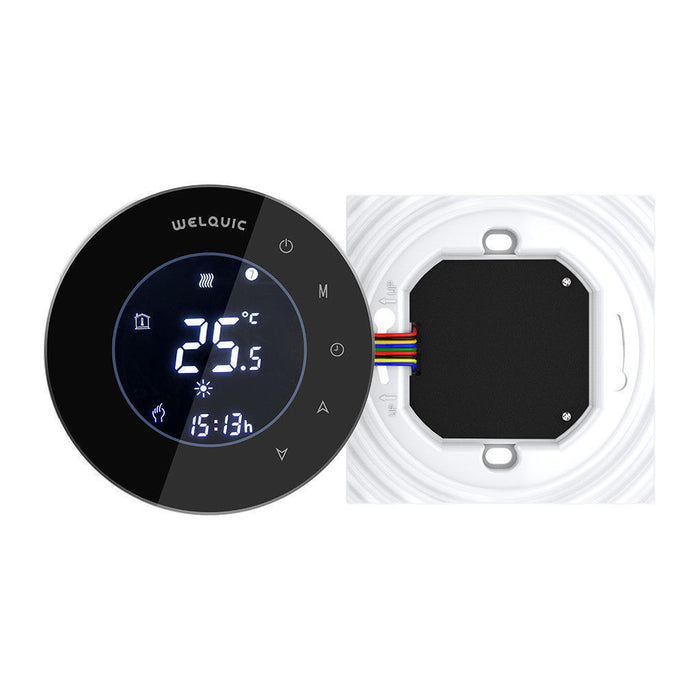 LCD Digital WIFI Thermostat Raumthermostat Fußboden Wandheizung Touch Screen Neu