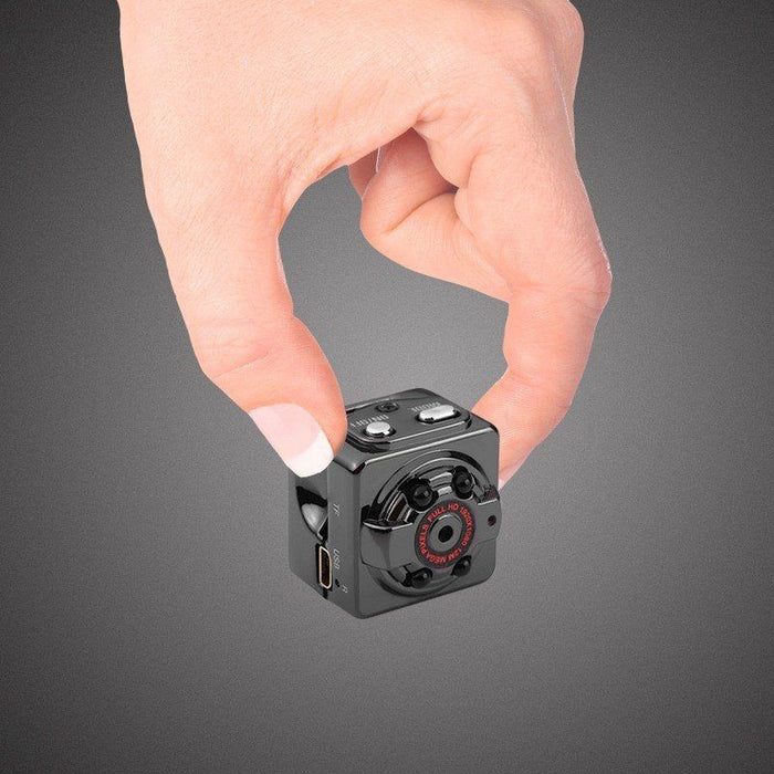 Mini HD 1080P Spy Hidden IP Camera Recorder Cam Motion Detection Night DVR