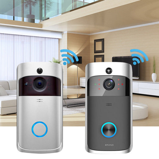 Ring Video Doorbell Video Türklingel mit Kamera HD WLAN Nachtsicht Wireless WiFi
