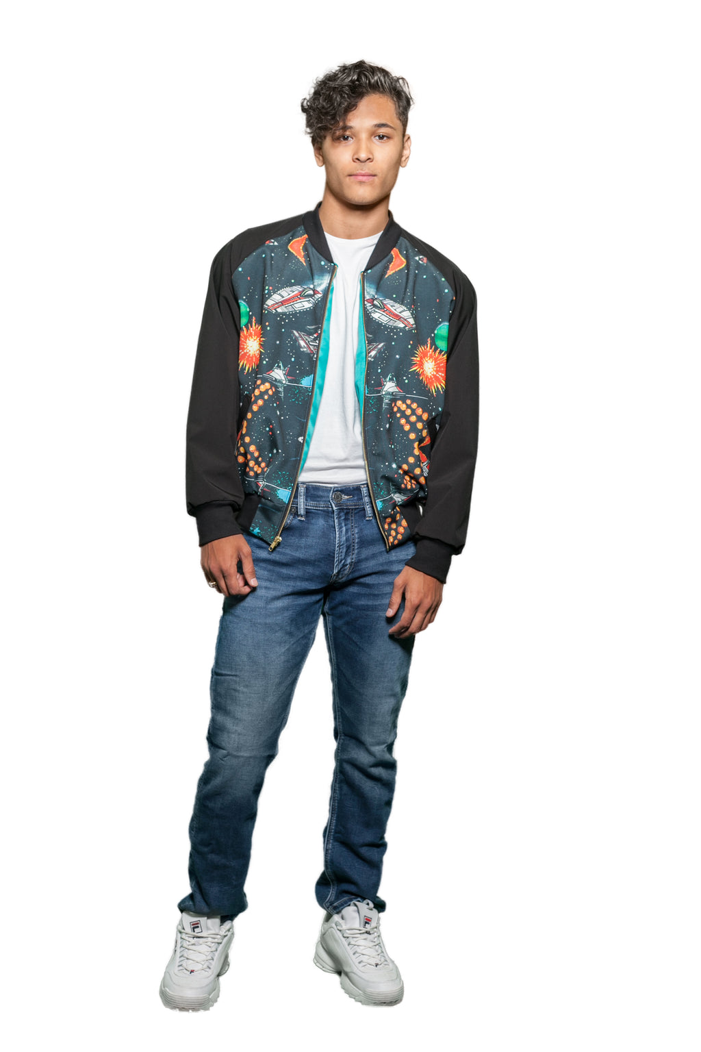 Out of This World Bomber Jacket