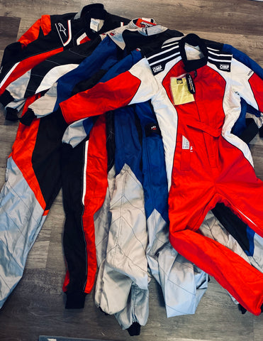 *CLOSEOUT* Red Six 2019 Kart Racing Suits