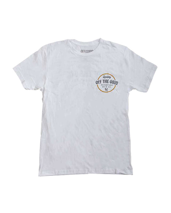 Off The Grid - Old Fashioned Tee