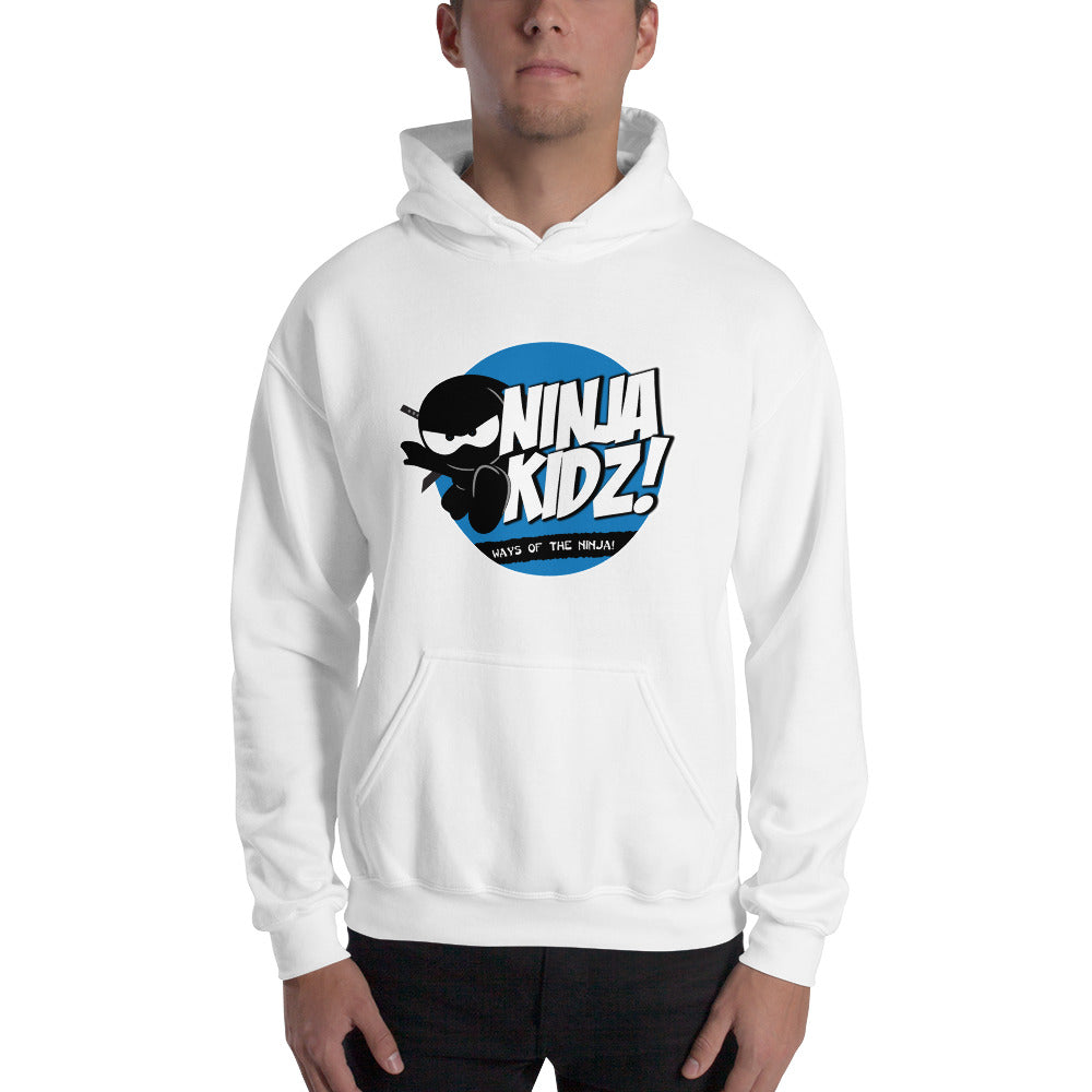 c4dd84b2 Ninja Kidz - Ways of the Ninja! Hooded Sweatshirt - NinjaKidzClubs