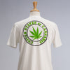 United States of Cannabis Men's White T-Shirt