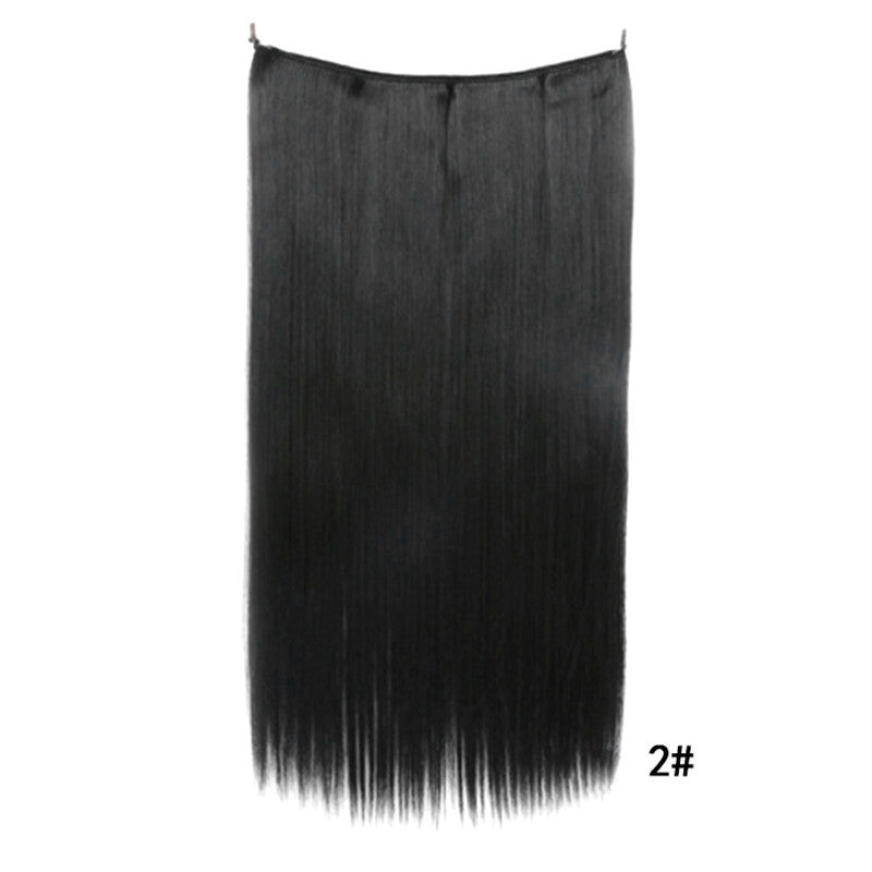Long Straight Hair Extension Without Clip