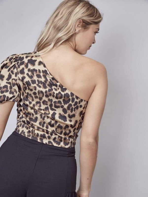 Jane Top - Leopard 🐆