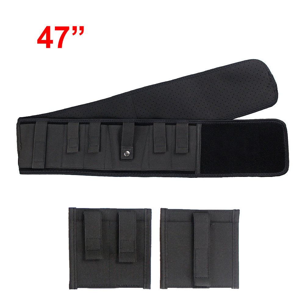 Comfort Elite Duty Ambidextrous Belly Band Holster Concealed