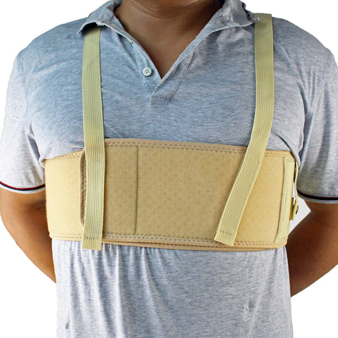 Elite Duty Ambidextrous Shoulder Holster for Deep Concealment