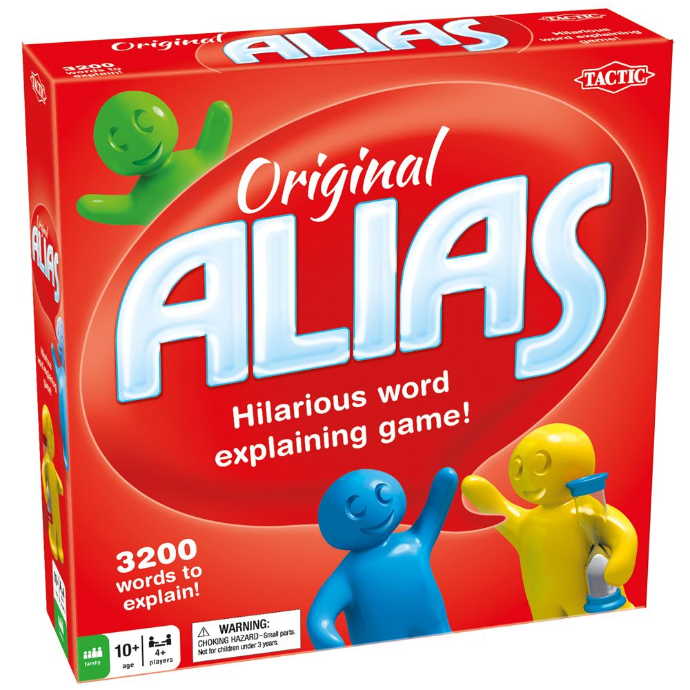GAME - ALIAS