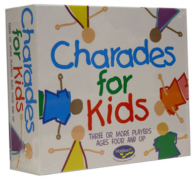 GAME - CHARADES FOR KIDS