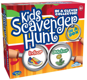 GAME - KIDS SCAVENGER HUNT