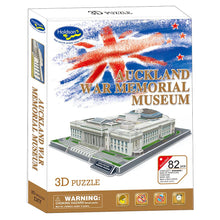 Load image into Gallery viewer, 3D PUZZLE - AUCKLAND MEMORIAL MUSEUM