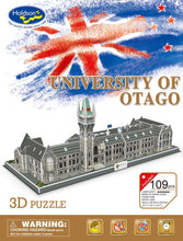 Load image into Gallery viewer, 3D PUZZLE - UNIVERSITY OF OTAGO