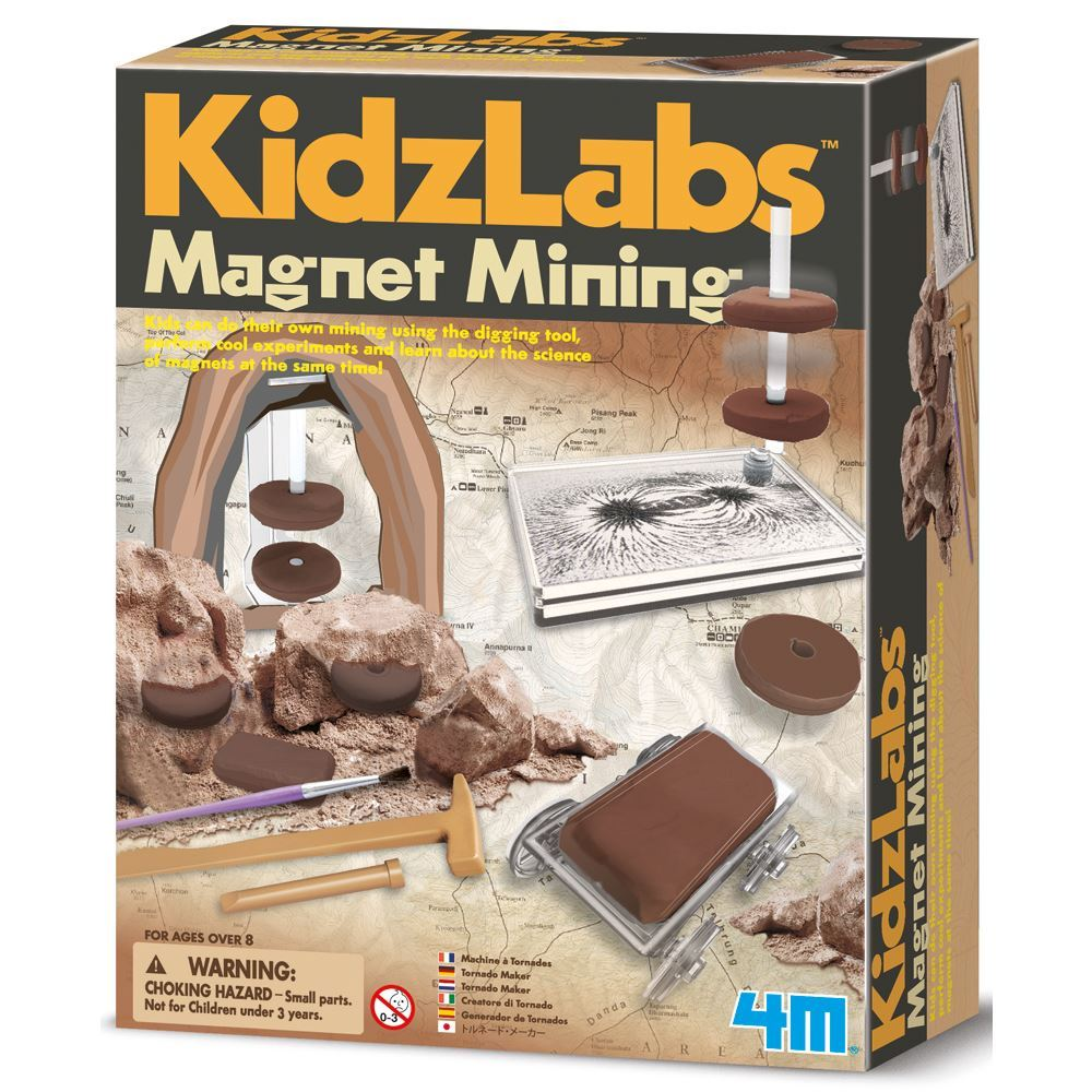 4M SCIENCE - MAGNET MINING