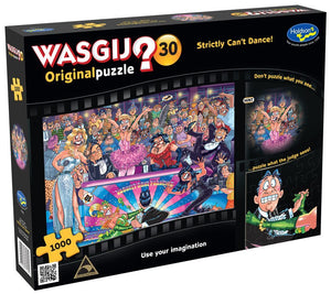 WASGIJ ORIGINAL 30 1000PC (STRICTLY CAN'T DANCE!)