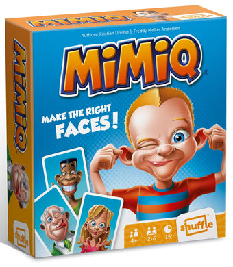 GAME - MIMIQ CARD GAME