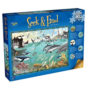 HOLDSON PUZZLE - SEEK & FIND 300XL PC (THE OCEAN)