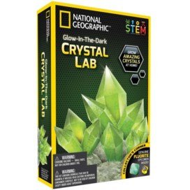 Crystal Growing Lab Green