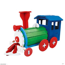 Load image into Gallery viewer, Robotime Painting 3D Wooden Puzzle - locomotive