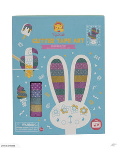 Glitter Tape Art Sparkle Pop