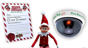 Elf, Elf CCTV and Report Card Bundles