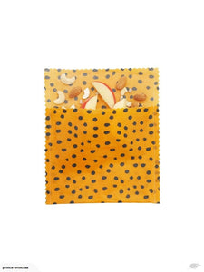 SPOTS - MEDIUM SNACK BAG (ORGANIC COTTON)
