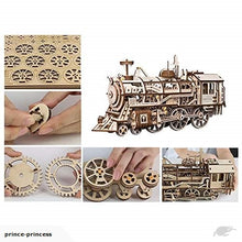 Load image into Gallery viewer, Robotime Mechanical Gears - Locomotive