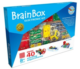 Brain Box Car & Boat Exp Kit