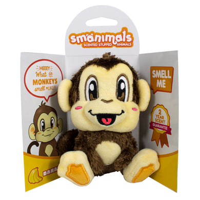Smanimals Monkey Banana