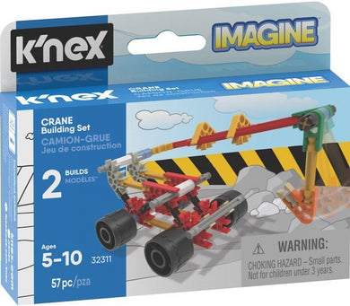 KNEX - CRANE MICRO 38PC BUILDING SET